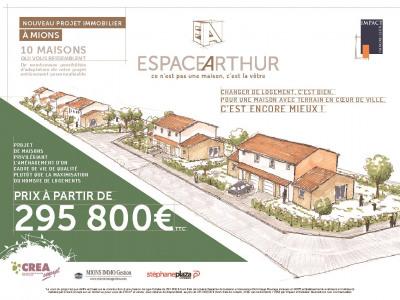 Maison Mions 4 pièce (s) 86 m²