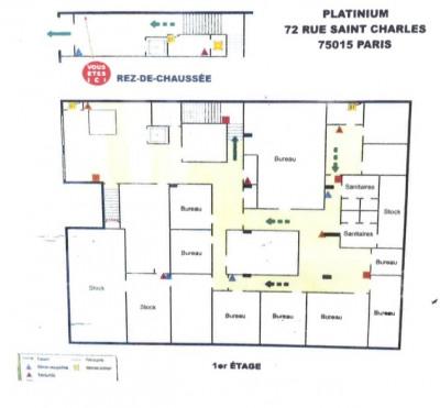Locaux à usage de bureaux et d'activité