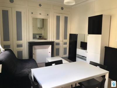 Appartement Rouen 1 pièce (s) 21.13 m²