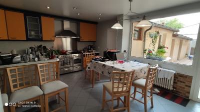 Maison Saint Quentinoise 8 pièces env. 145 m²