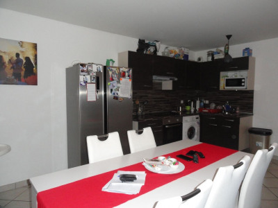 Vente appartement Etrembieres