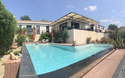 Magnifique villa type 4 de 120 sur EGUILLES