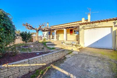 Manduel villa de 130m² sur 400m² de terrain