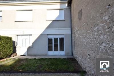 Appartement en duplex avec jardin privatif