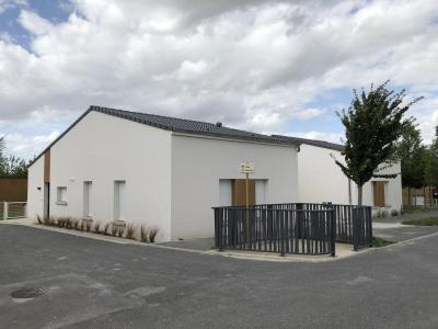 Pavillon plain-pied à Bazancourt avec garage et jardin