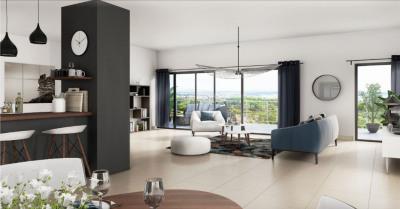 Appartement Caluire Et Cuire 3 pièce (s) 79.30 m²