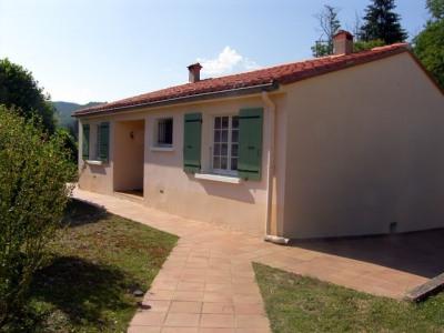 Maison de plain pied St Laurent De Cerdans 4 pièce (s) 167 m²