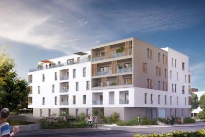 Appartement Saint Nazaire 2 pièce (s) 39,85m²