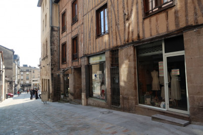 Local commercial a vendre limoges