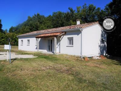 Villa contemporaine madaillan - 7 pièces - 113 m²