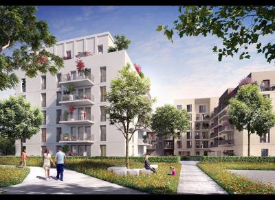 Appartement 5 pièces,  m² - Massy (91300)