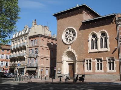Toulouse Centre historique, Salins