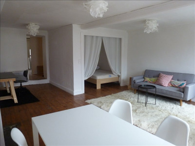 Appartement T1 bis meuble