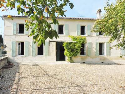 Casa típica da zona de poitou-charentes 6 quartos Secteur Cherves Richemont
