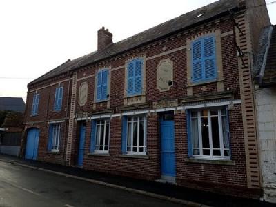 Maison située dans le secteur de Breteuil