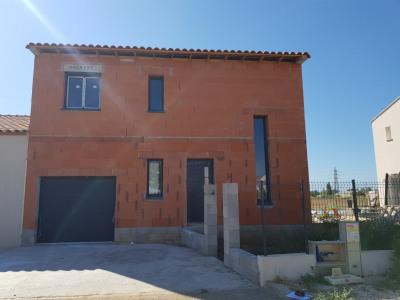 Maison neuve 125m² sur un terrain de 355m²