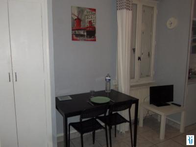 Rouen gare studio meublé