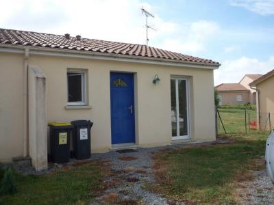 Verneuil maison T3 de 55 m²