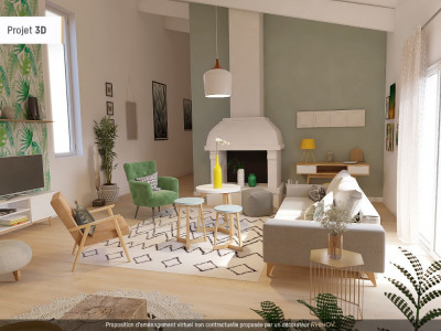 Maison Nimes 7 pièce (s) 210 m²