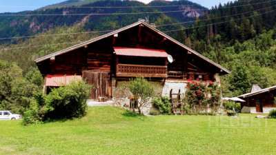 FARMHOUSE FOR SALE AT SAINT GERVAIS LES BAINS 74170