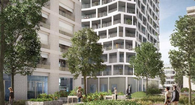 Lyon 2 - Quartier Confluence