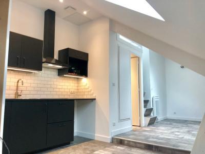 Ravissant studio avec mezzanine de 20 m²