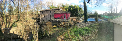 Ancien moulin 200 m² - Jonage