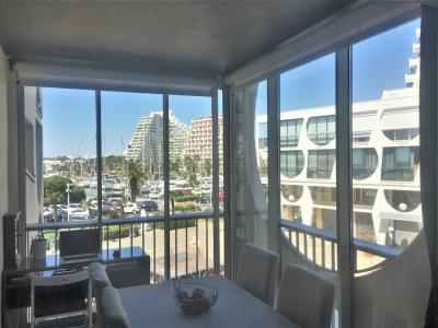 LA GRANDE MOTTE Appartement (à vendre) 2 pièce (s) 38 m²