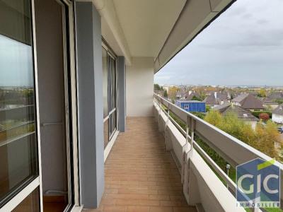 Vue magnifique sur Caen