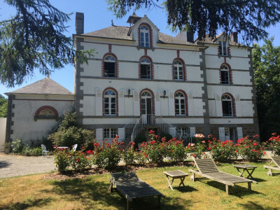 Manoir Parce 7 pièce (s) 319 m²