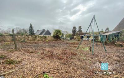 Terrain Clohars Carnoet 600 m²