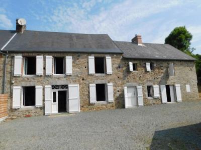 Maison en pierre avec jardin - 3 chambres