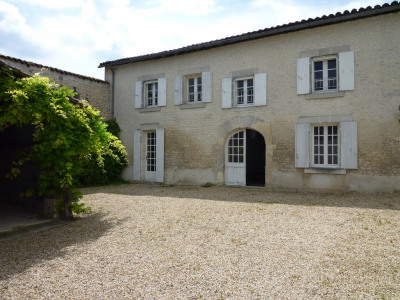 Charente house 6 rooms