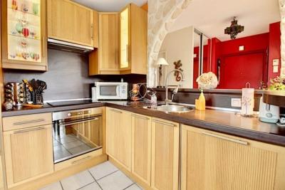 Appartement Type T3 avec balcon - 70 m² - 69009 - LYON