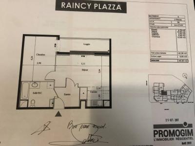 Appartement T2 et parking