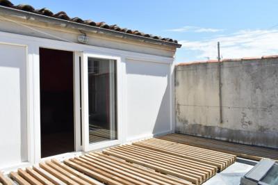 Appartement La Rochelle 3 pièces 56 m², Cave, Terr