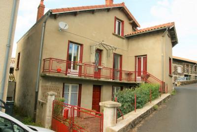 Saint Martin de Fugeres, 90m² hab + garage 80m² + combles am