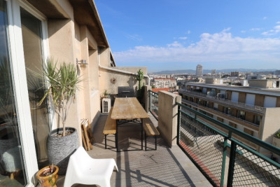 Rental apartment Marseille 8ème