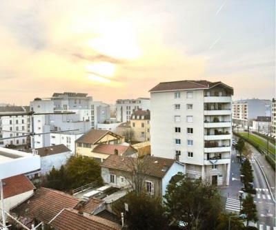 Appartement Villeurbanne 4 pièce(s) 87 m2