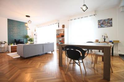 Lorient - hyper centre - appartement 3 chambres 106m²