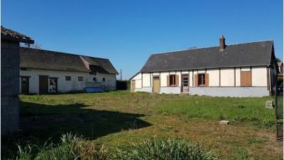 Corps de ferme situé proche de Foucarmont
