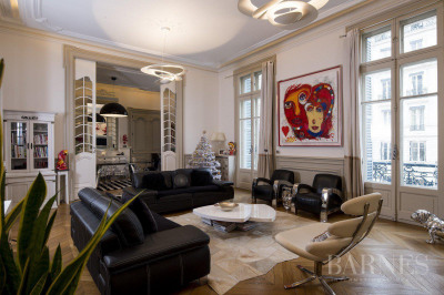 Lyon 6 - Foch - 2,669 sq ft apartment with balconies - 3 or 4 be