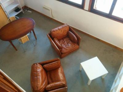Studio meublé dans rue piétonne