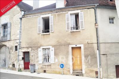 Maison ancienne tonnerre - 5 pièce (s) - 90 m²