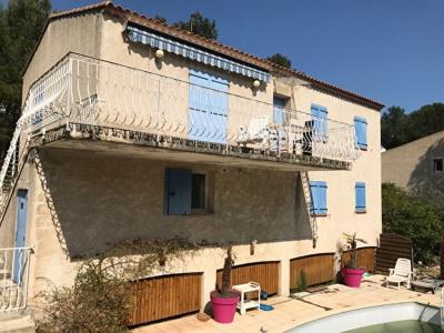 Villa T4 de 125m² sur 1106m² de terrain à Carry Le Rouet