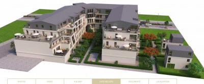 Maison 3 pièces avec 67m² de jardin