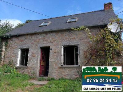 Maison en pierre plesidy - 2 pièce (s) - 33 m²