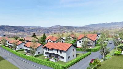Superbe villa à VILLAZ en exclusivité