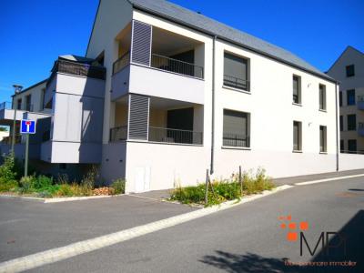 Appartement l hermitage - 3 pièce (s) - 65.55 m²