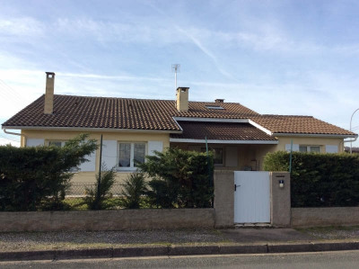 Maison contemporaine Montayral